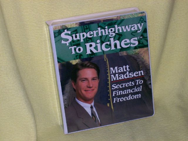 Superhighway to Riches Internet Course