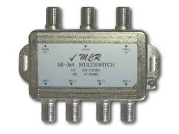 DirecTV 3x4 Multi-Switch MCR
