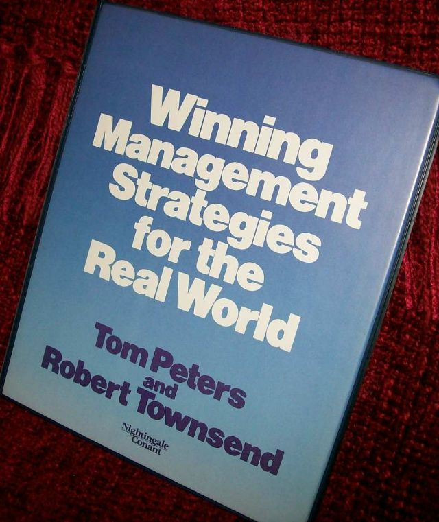 Winning Management Strategies Audio Program