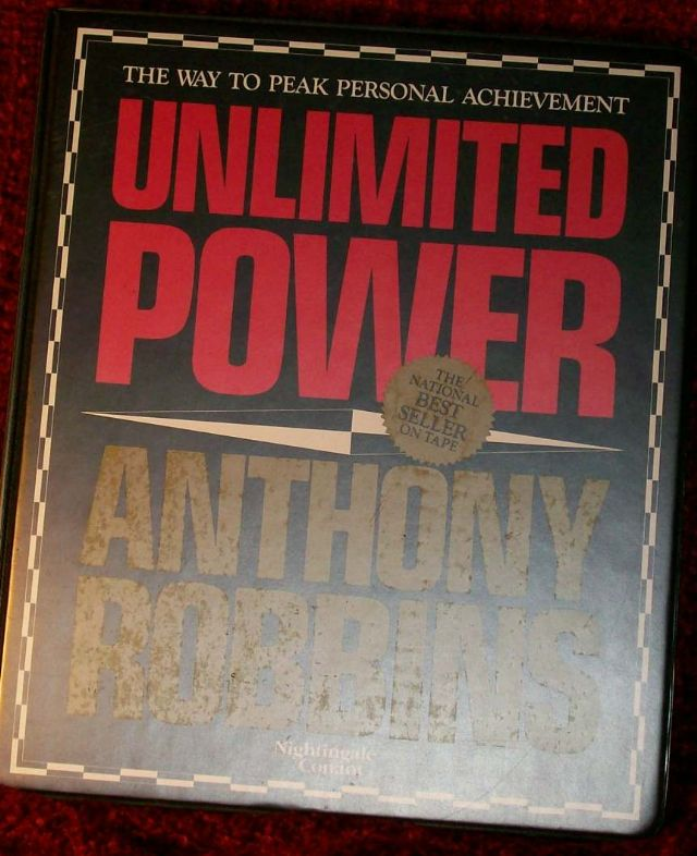 Unlimited Power-Anthony Robbins Audio Program