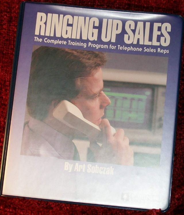 Ringing Up Sales Training Program