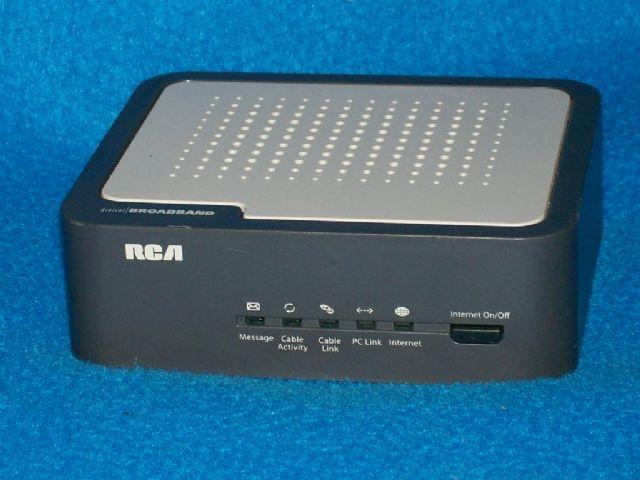 RCA DCM325 Cable Modem