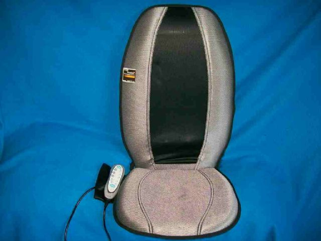 Homedics Therapist Select Shiatsu Massaging Cushio