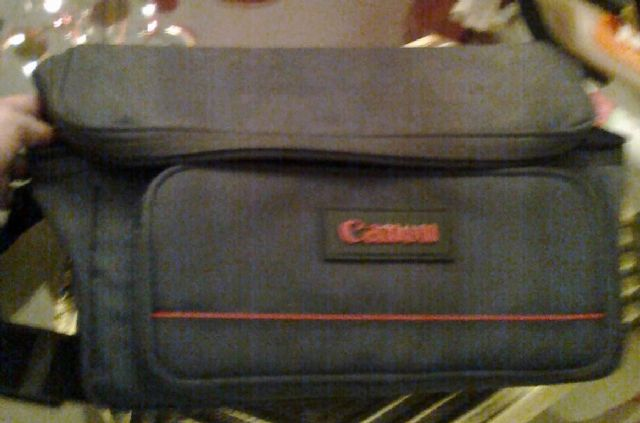 Canon insulated camera bag