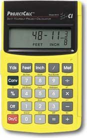 Home Improvement Calculator for Do-It-Yourselfers