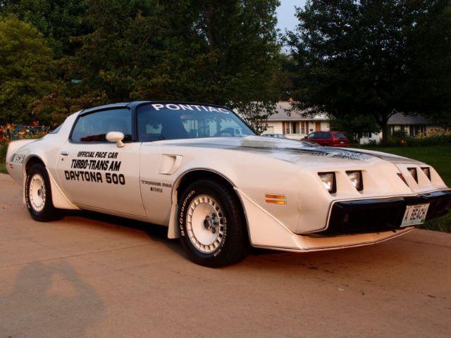 1981 Pontiac Trans Am TURBO TRANS AM