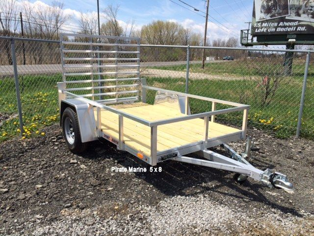 New Sport Haven Aluminum Trailers