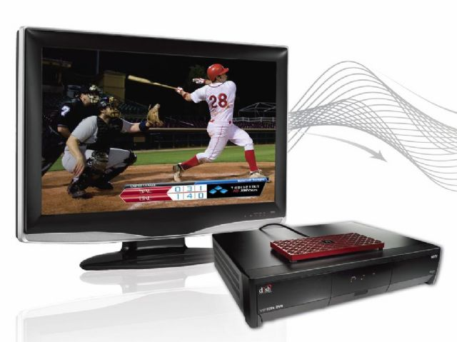 Sports fans watch the Game in HD on a FREE DVR