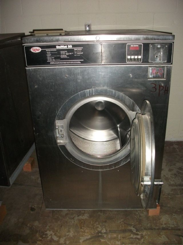 Maytag Washer Extractor ~ Unimac unimat uni mac lb washer extractor chicago
