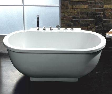 Brand New Ariel AM128 Jetted Whirlpool Bathtub!