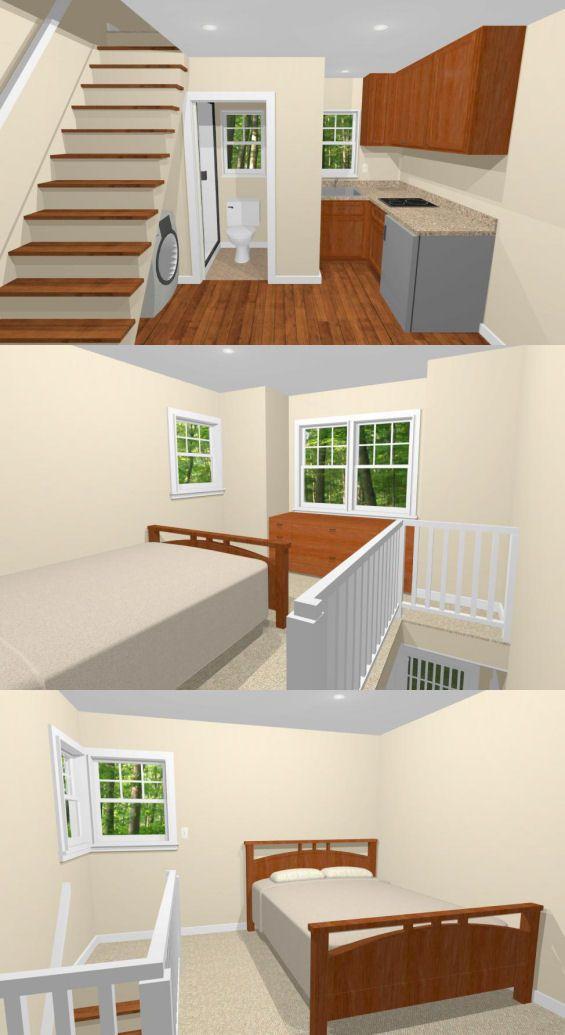 28333438_8 12x12 tiny house 282 sqft pdf floor plan rogers arkansas,12x12 Tiny House Plans