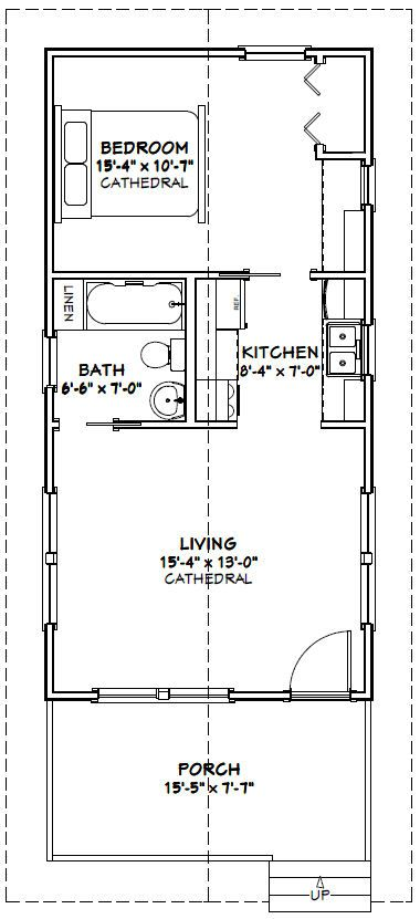 16x32 House Floor Plans on tiny house village in texas