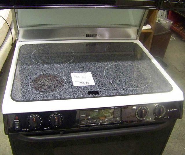 Double Oven  Magic Chef Double Oven