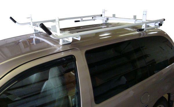 Van, Minivan, SUV, Aluminum Ladder Rack