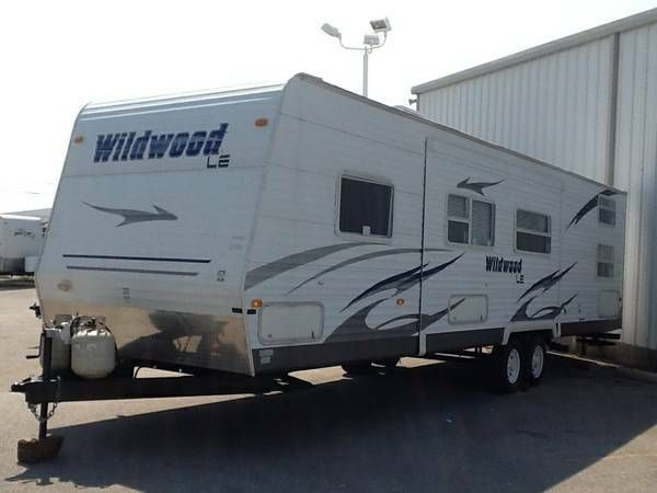 Wildwood by Forest River Travel Trailer- In House