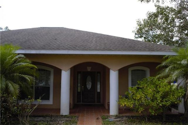 Avon Park, FL - 4BR/2BA Home on Corner Lot