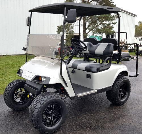 2014 EZGO TXT LED Gas Golf Cart [Free Ship] lakkd LAKELAND FLORIDA Clified Ads For Golf Carts on