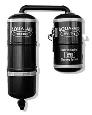 Aqua Air AA004  Wet Dry Central Vacuum