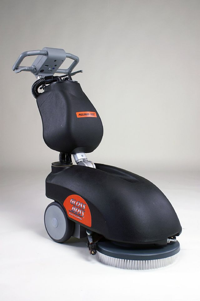 Floor Scrubber Gloss Boss Commercial, Pullman Holt