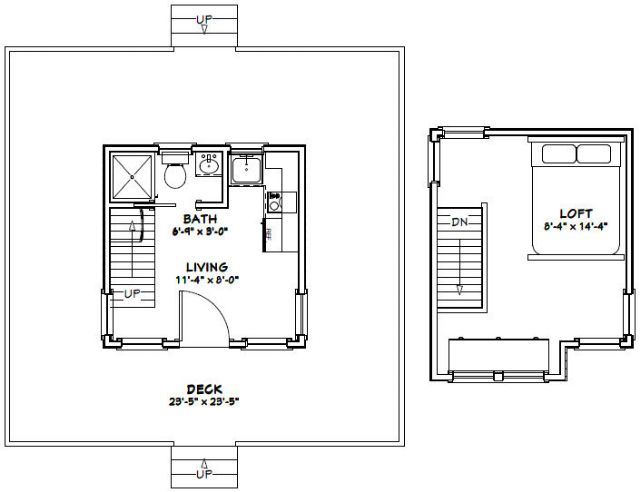 28333446_2 12x12 tiny house 296 sq ft pdf house plan auburn alabama,12x12 Tiny House Plans