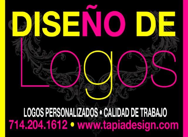 Diseño Diseñador Creacion de Logos Anaheim Burbank