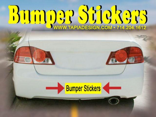 Impresion diseño de Stickers para Carros Anaheim