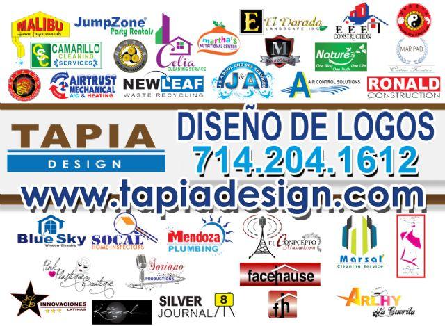 Disenador de Logos en Santa Ana Pomona Fullerton