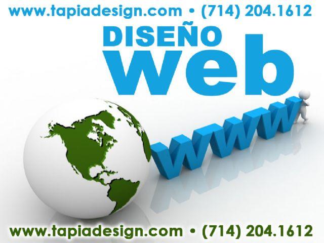 Diseño de paginas de internet en El Monte CA
