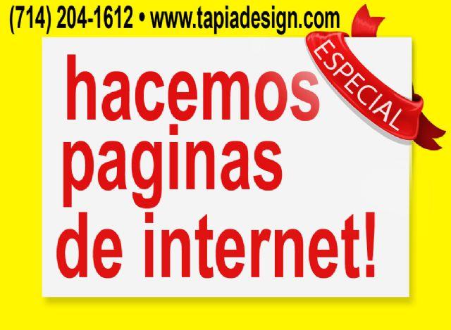 Diseñador de paginas de internet para Jardineria