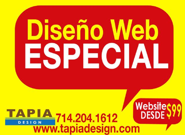 Diseno de paginas web en West Covina La Puente