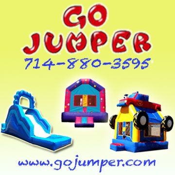 Affordable Jumpers For Rent in Orange County!