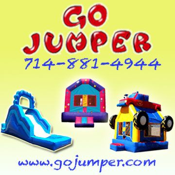 Cheap Bounce House Rental in Orange County!