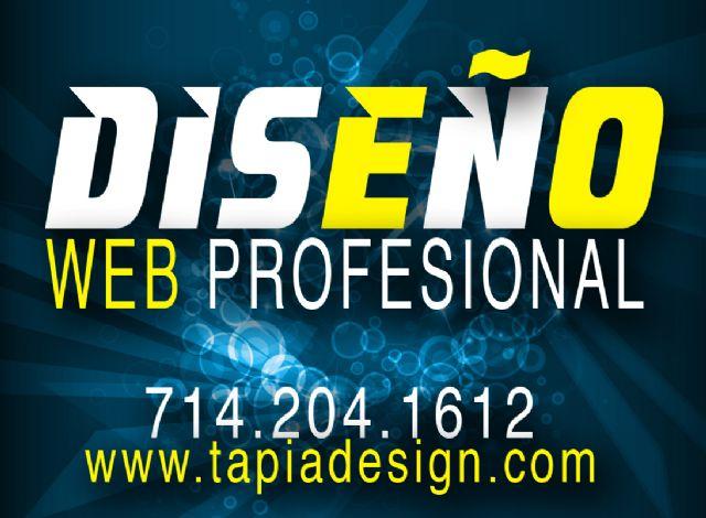 Diseñador de websites en La Habra Simi Valley