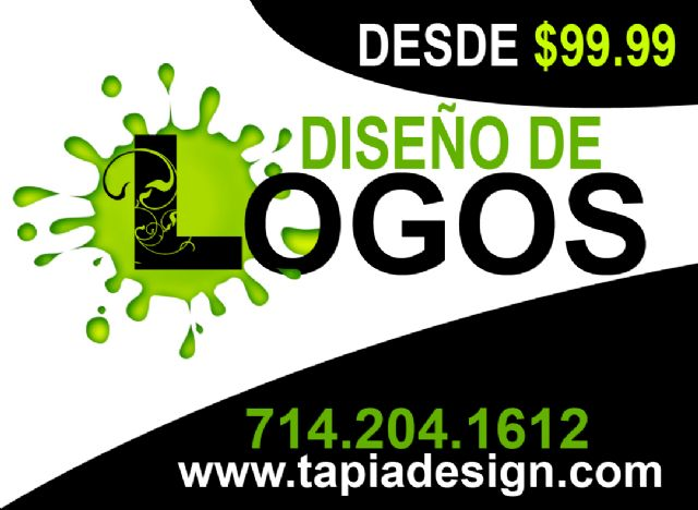 Diseñador de Logos Orange County Anaheim Orange CA