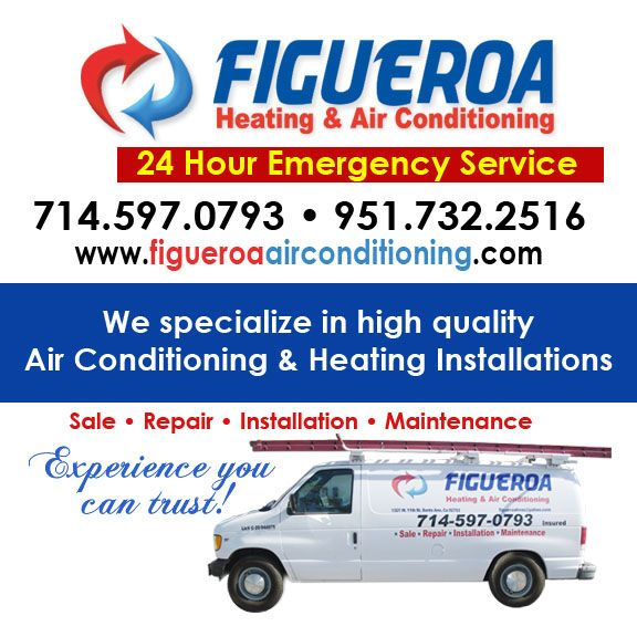 Air conditioning repair in Orange County Anaheim