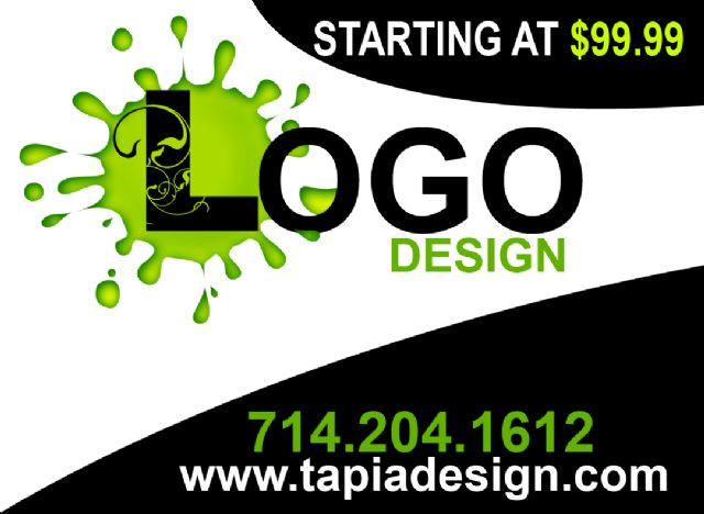 Custom Logo designer Anaheim Santa Ana Fullerton