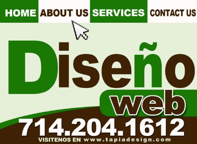 Diseño Diseñador de paginas web en Glendale Pomona