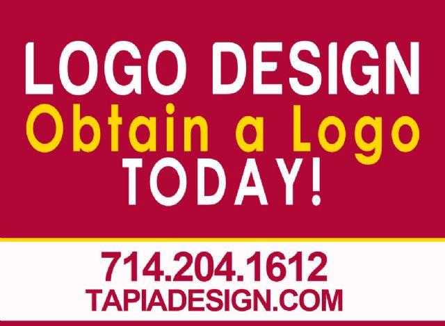 Logo Design in Orange County custom logo designer