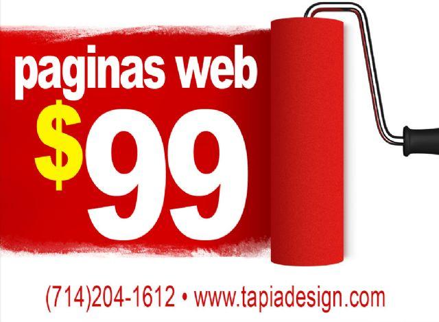 Diseño de paginas de internet para construccion