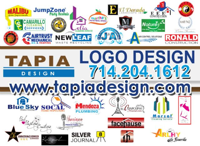 Logo Design in Orange County Anaheim Fullerton CA