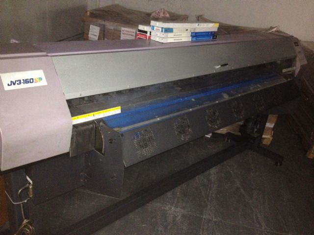 MIMAKI JV3-160 Digital Printer. Used in Good Shape