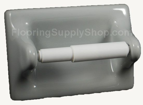 Porcelain Toilet Tissue Paper Holder