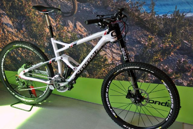 Cannondale Jekyll Carbon 2 2015 Mountain bike