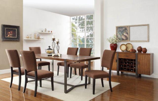 NORTHWOOD COLLECTION TABLE 3438-84 HOMELEGANCE