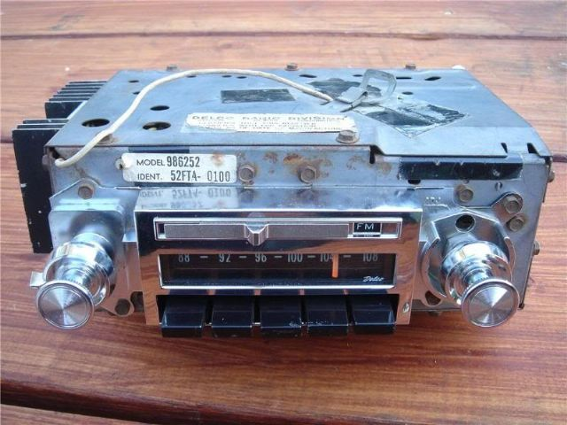 Gm Delco Car Radio Repair 1946 90 100 150 Utica New York