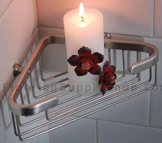 Tileware Promessa - Deep Corner Soap Basket