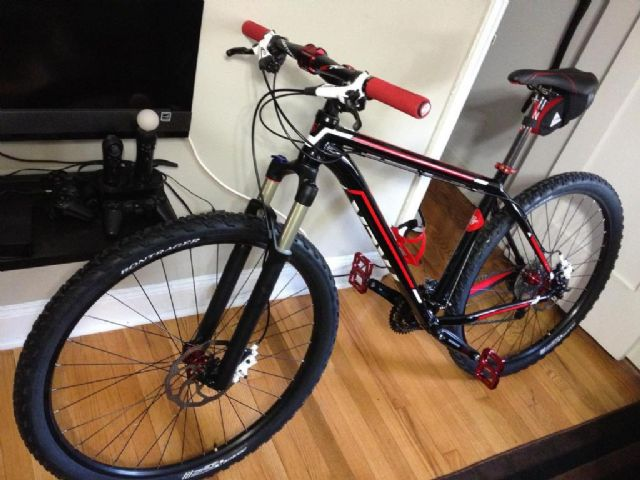 2013 Trek Marlin 29er for sale