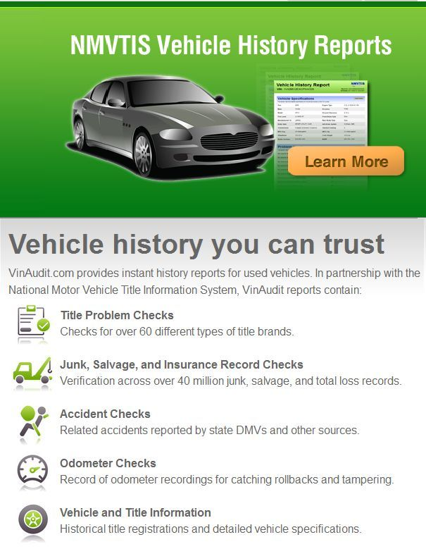 Carfax coupon code