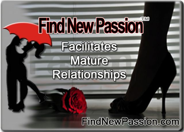 AreYouMarriedButNotDead? Join FindNewPassion.com