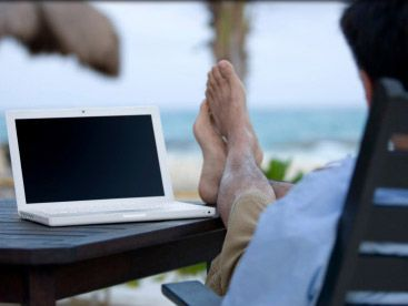 Give yourself a break and work from home
